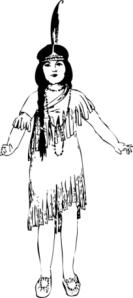 Indijančica ne uboga