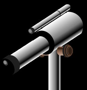 Teleskop nam približa zvezde