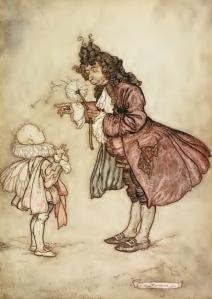 Peter Pan Arthur Rackham